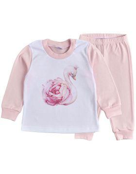 Піжама для Дівчаток 34036-02